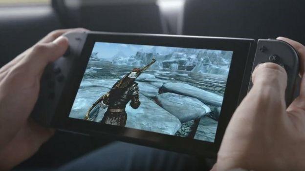 Nintendo powered by NVIDIA graphics