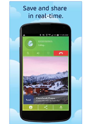 CallPal app