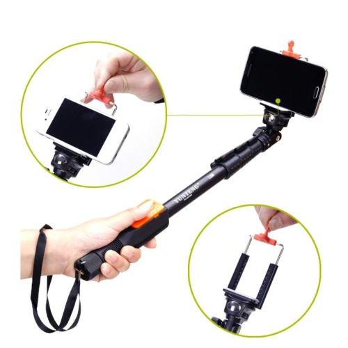 Yunteng YT1288 Handheld Monopod