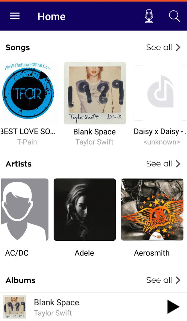 Lyrics Mania app